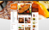 Food Store ZenCart Template New Screenshots BIG