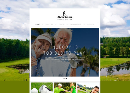 Golfing for All Ages