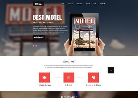 Motel Responsive