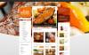 Plantilla ZenCart para Sitio de Tienda de Alimentos New Screenshots BIG