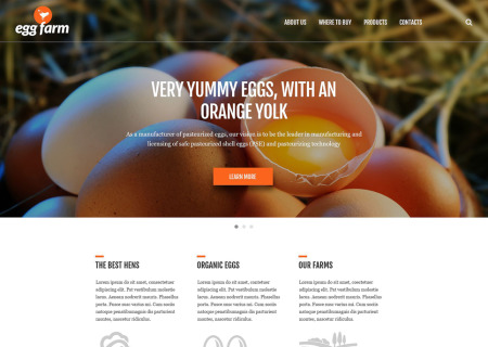 Poultry Farm Responsive