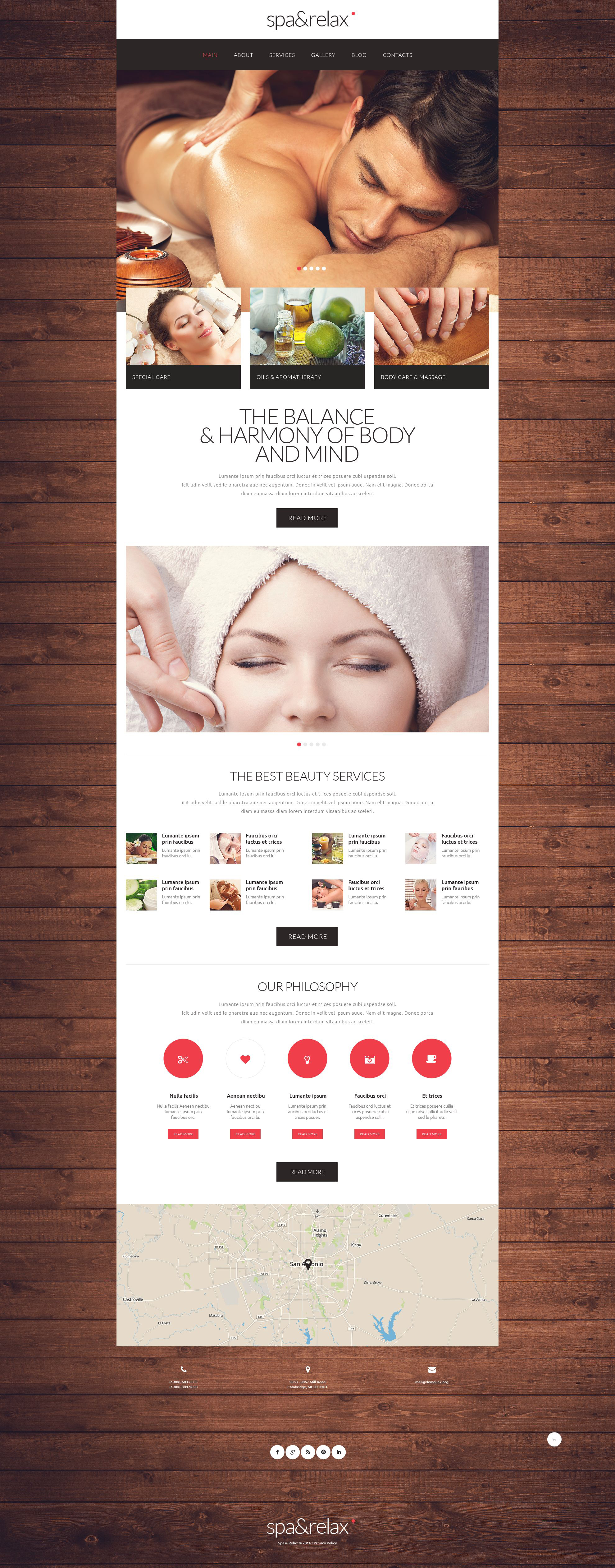 relaxation website