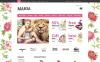 Szépségboltok témakörű  ZenCart sablon New Screenshots BIG