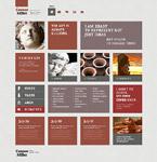 Art & Photography WordPress Template 52508