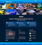 Animals & Pets Website  Template 52509