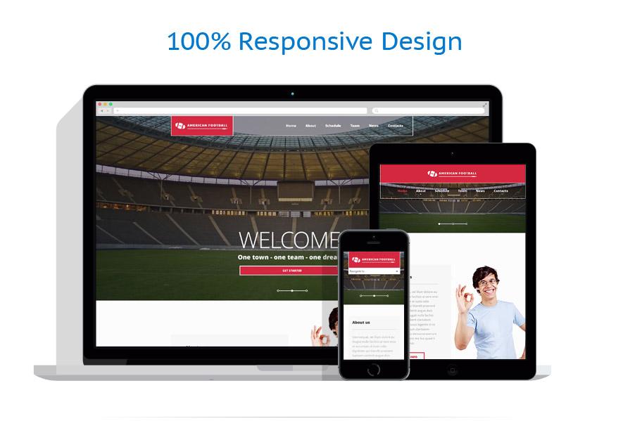 Modèles HTML5 Sport #52513