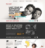 Charity Muse  Template 52516