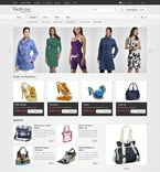 Fashion ZenCart  Template 52517