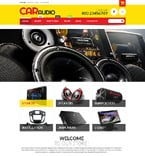 Cars WooCommerce Template 52521