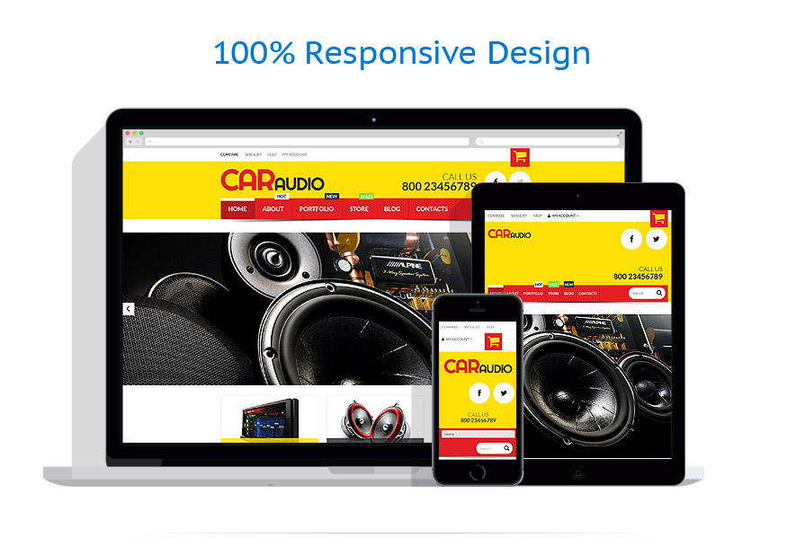WooCommerce Themes Voitures #52521