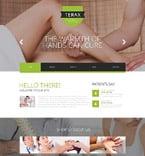 Beauty Website  Template 52523