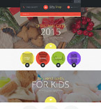 Gifts OpenCart  Template 52526