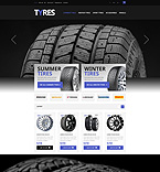 Cars OpenCart  Template 52529