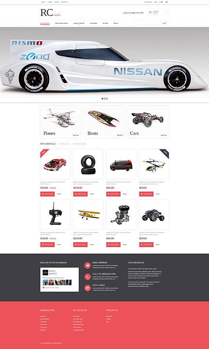 Website Template #52530