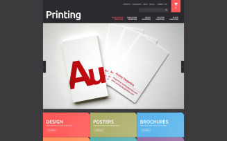 Printing Solutions PrestaShop Theme