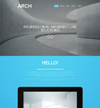 Architecture Muse  Template 52533