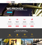 WordPress Template 52551