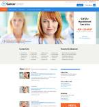Medical Website  Template 52569