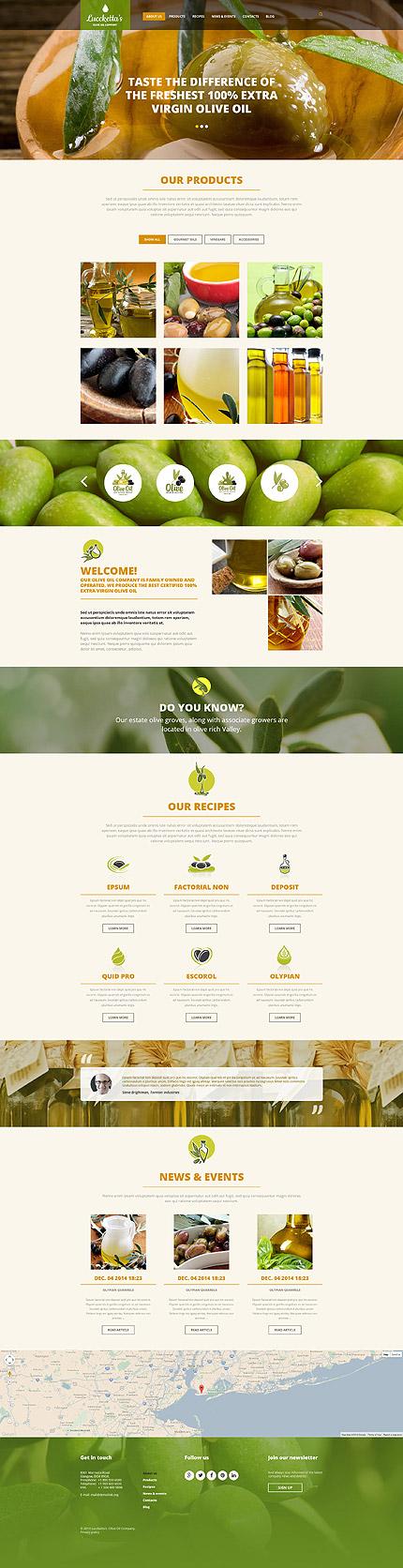 Website Template #52579