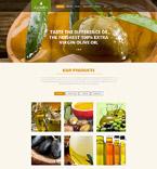 Food & Drink Joomla  Template 52579