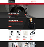 Security Magento Template 52594