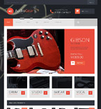 Electronics Shopify Template 52599
