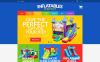 Адаптивний VirtueMart шаблон на тему розваги New Screenshots BIG