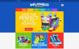 All-Purpose Inflatables VirtueMart Template
