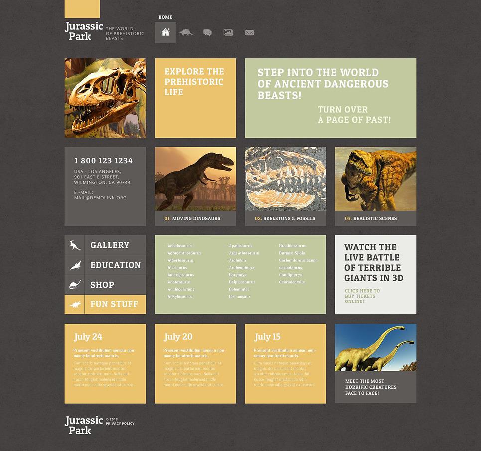 Educational WordPress Theme New Screenshots BIG