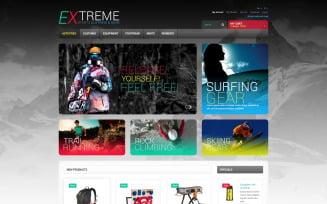 Effective Online Store Magento Theme