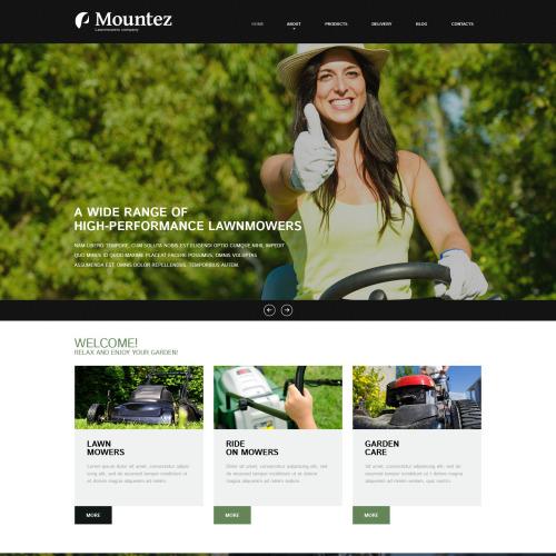 Mountez - Joomla! Template based on Bootstrap