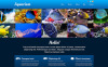 Modèle Web adaptatif  pour sites de poissons New Screenshots BIG