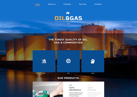 Oil  Gas Company