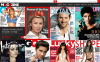 Responsive Magazines Store Virtuemart Şablonu New Screenshots BIG