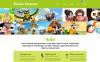 Responsive Website template over Films New Screenshots BIG