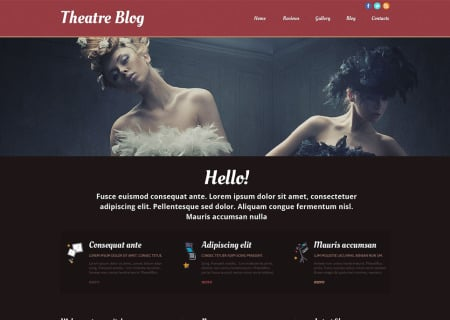 Theater Responsive