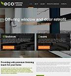Furniture Moto CMS HTML  Template 52604