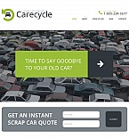 Cars Moto CMS HTML  Template 52606