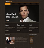 Law Moto CMS HTML  Template 52611