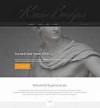 Art & Photography Moto CMS HTML  Template 52616