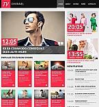 Media Moto CMS HTML  Template 52620