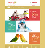 Animals & Pets PrestaShop Template 52626