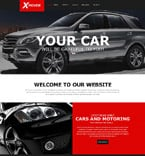 Cars Muse  Template 52628