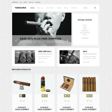 Купить  пофессиональные WooCommerce шаблоны. Купить шаблон #52630 и создать сайт.