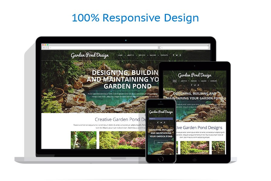 Exterior design website template 52638 for Exterior design website templates
