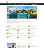 Travel WordPress Template 52642