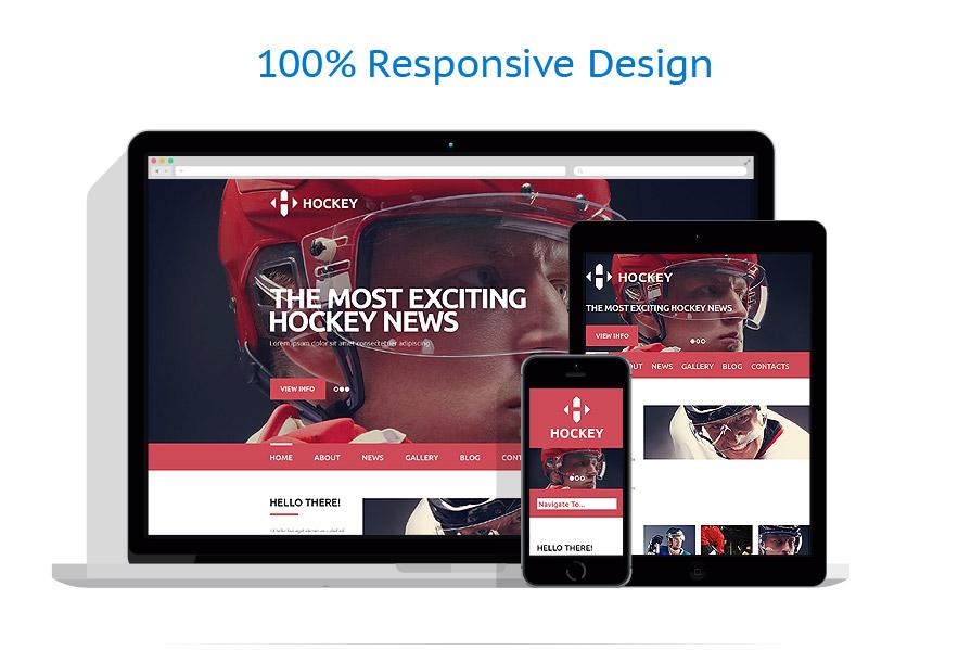 Modèles HTML5 Sport #52653