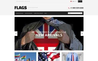 Flag Shop PrestaShop Theme