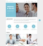 Medical Website  Template 52662