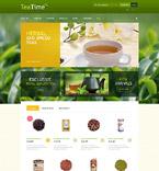 Food & Drink PrestaShop Template 52672